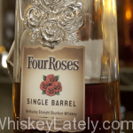 Four Roses Single Barrel Bottle