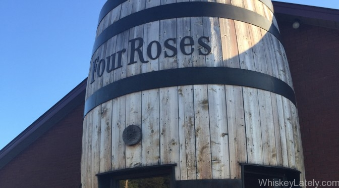 Four Roses Warehouse & Bottling Facility