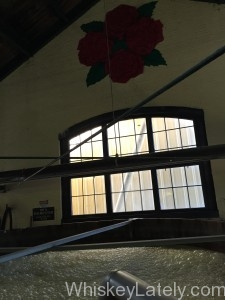 Four Roses Distillery Fermentation Room