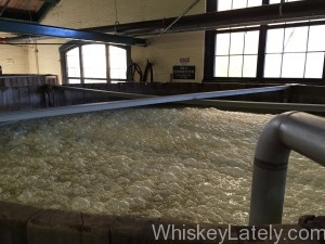 Four Roses Distillery Active Fermenter