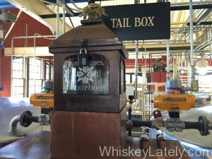 Four Roses Distillery Tail Box