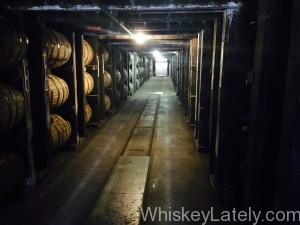Buffalo Trace Distillery Warehouse W