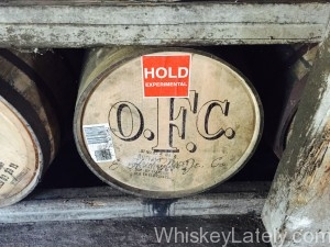 Buffalo Trace Distillery Experimental Col EH Taylor Jr Barrel