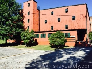 Buffalo Trace Distillery Warehouse H