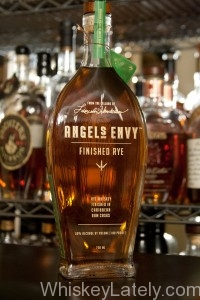 Angel's Envy Rum Finished Rye