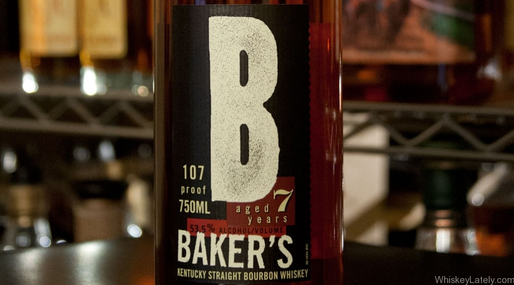 Baker's Bourbon Feature