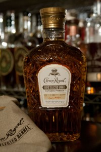 Crown Royal Hand Selected Barrel