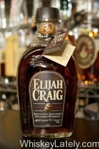Elijah Craig Barrel Proof Batch 6