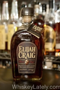 Elijah Craig Barrel Proof Batch 7