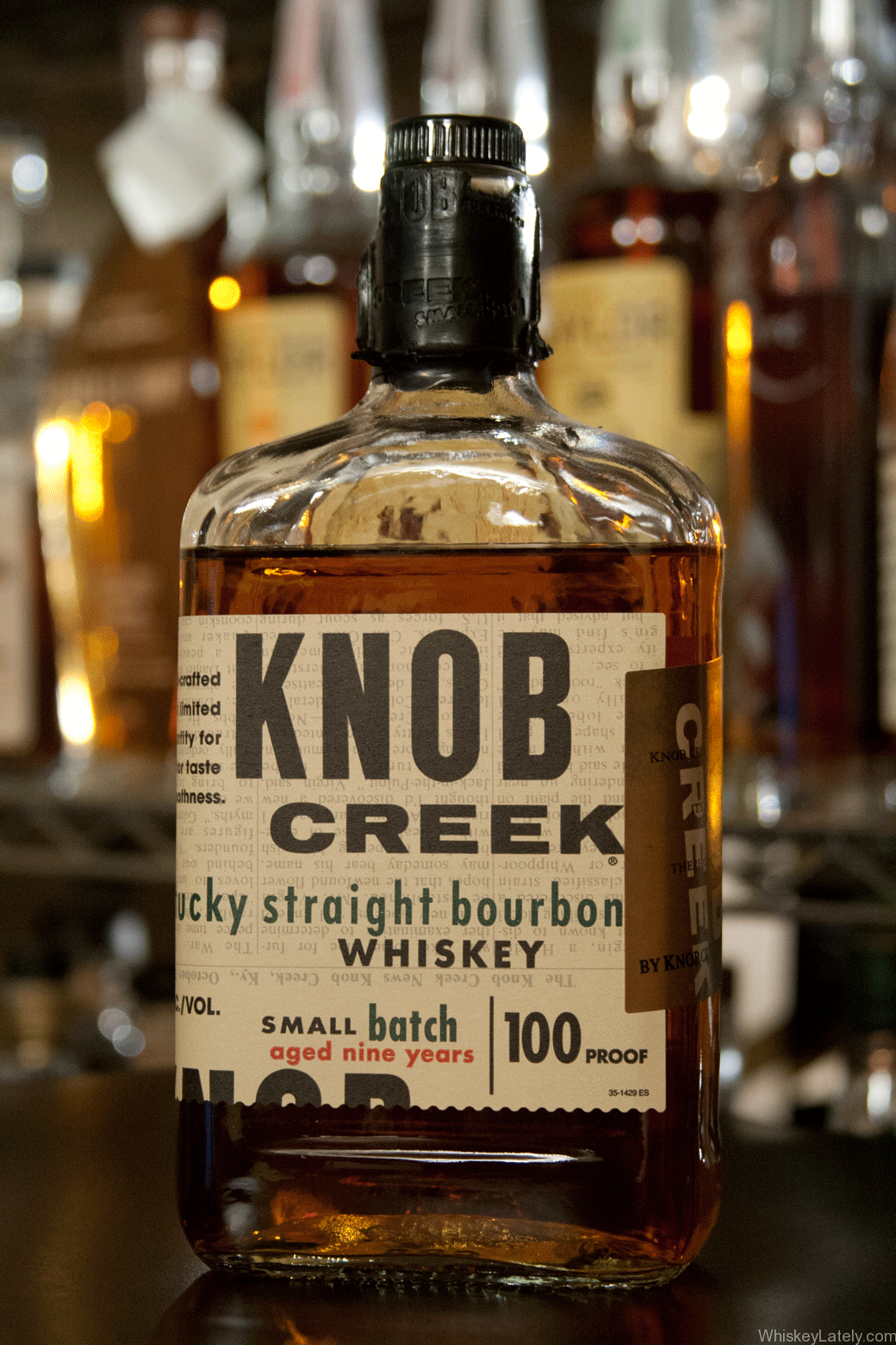Knob Creek Small Batch - Review | Whiskey Lately