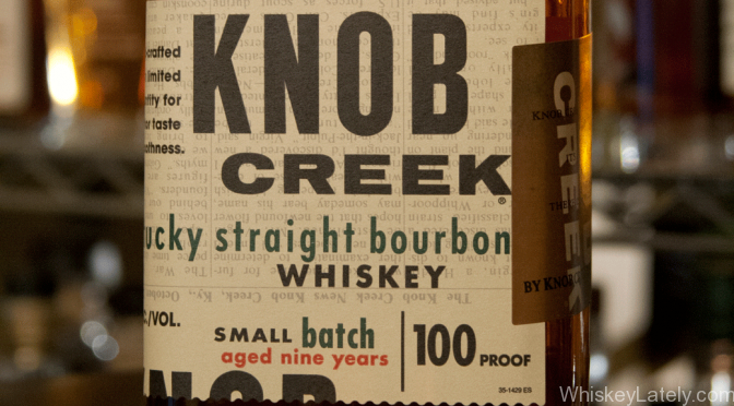 Knob Creek Small Batch Feature