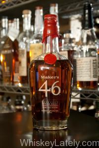 Maker's 46 Bottle