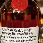 Maker's 46 Cask Strength
