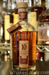 Russell's Reserve 10 Bottle