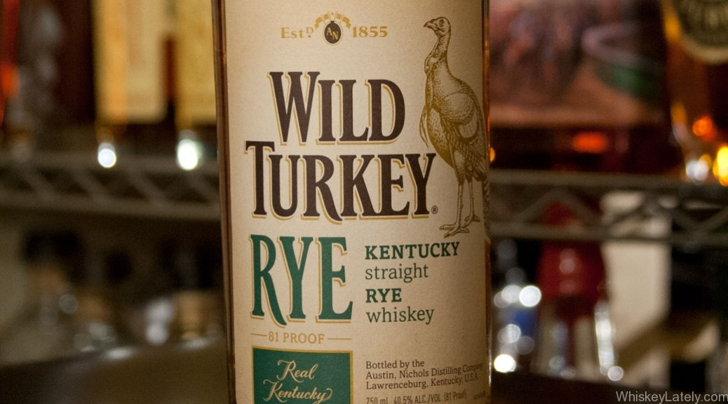 Wild Turkey 81 Rye Feature
