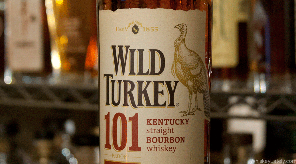 Wild Turkey 101 Feature